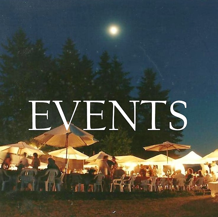 Events at Silvan Ridge in Eugene, Oregon