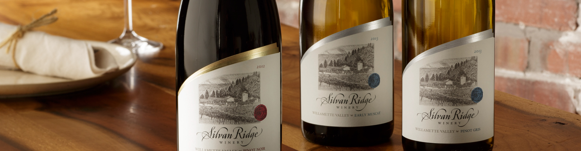 Find a distributor of Silvan Ridge wines.