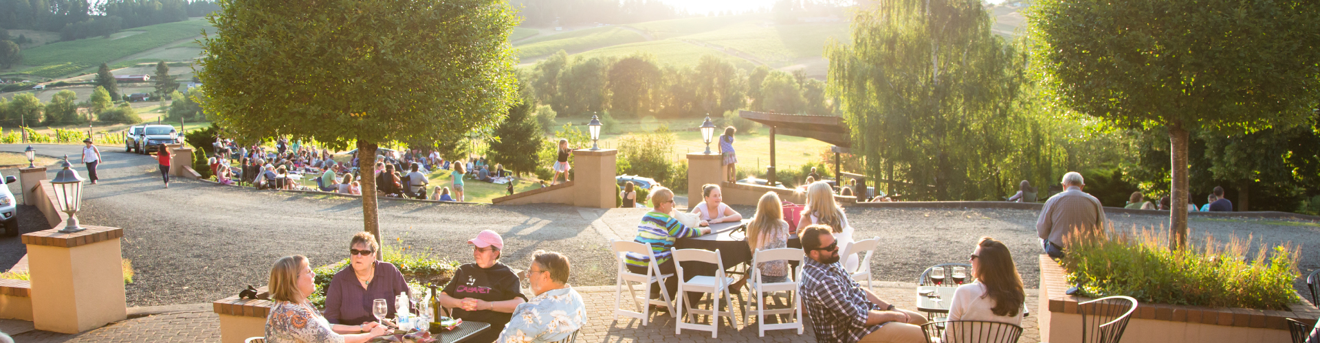 Upcoming Events at Silvan Ridge Winery in Eugene, Oregon