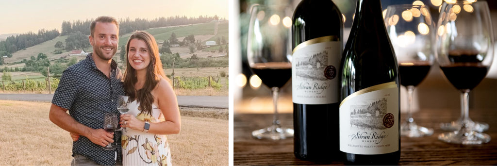 The Story of Silvan Ridge Winery in Eugene, Oregon